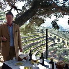 Video – tasting the 2009 Quinta do Noval Touriga Nacional with MD Christian Seely