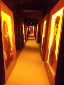 Hotel Marc Hallway