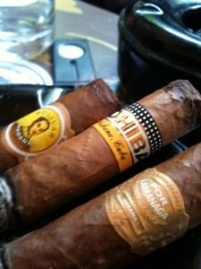 3 cigars