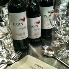 Hahn Estates Wine Country Tapas in London