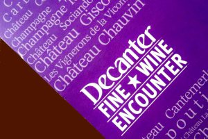 Decanter ticket