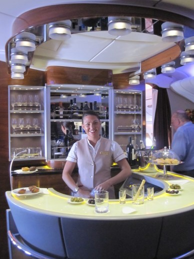 bar on board