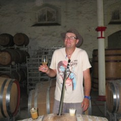 Chateau Tanunda, a busy ER at harvest time