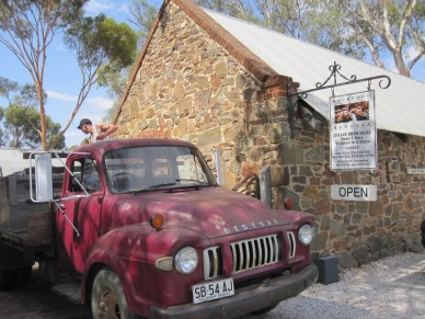 Rockford Winery truck