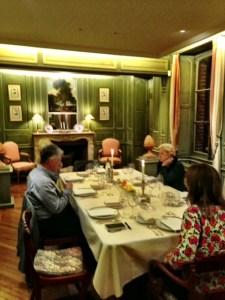 dining room, Billecart-Salmon