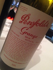 the latest vintage which they were using to top up the older wines with, the 2008