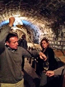 Laszlo and his winethief