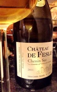 Ch. de Fesles dry chenin blanc