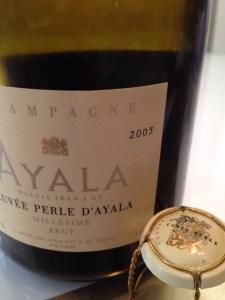 2005 Perle d'Ayala