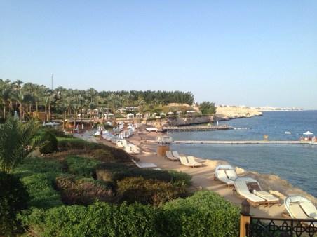 Four Seasons private beach