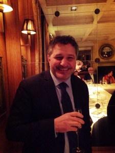 Chateau Cantenac Brown wine maker, Jose Sanfins
