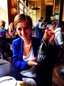 Elise and the 1985 in magnum
