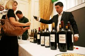 decanter Italian wine encounter