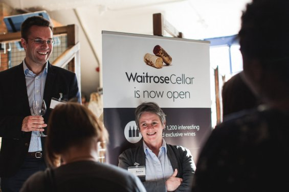 Waitrose Cellar buyer, Xenia Irwin, MW credit: Emma Gutteridge