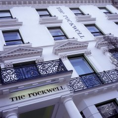 The Rockwell Hotel, a bit of quiet in Earls Court
