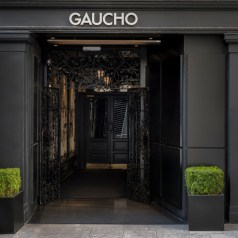 New cocktail menu and beef nibbles at Gaucho