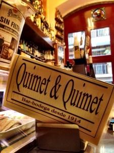 Quimet & Quimet
