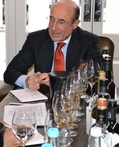 Beltran Domecq, President of the Sherry Council