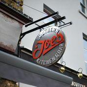 Busting a gut at Joe's Southern Kitchen