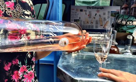 Mirabeau Pure in magnum rosé wine