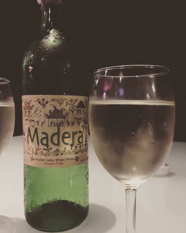 Madera white wine by Sula Vineyards, Nashik Valley, Maharashtra, India, Indian wine