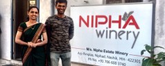 Nipha Winery -a fledgeling in the Nashik Valley