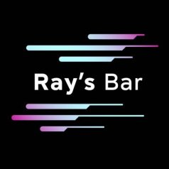 Ray's Bar offering 50% off on it's new cocktails this week only