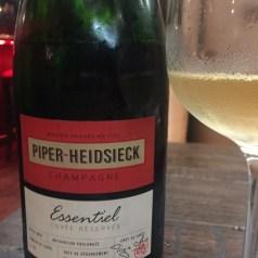 Launch of the Piper Heidsieck Essentiel Cuvée Reservée