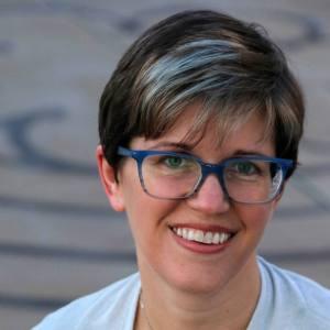 Photo of Author Sarah Cannon