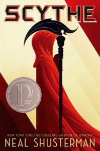Scythe, CYBILS, YA books, speculative fiction, book review