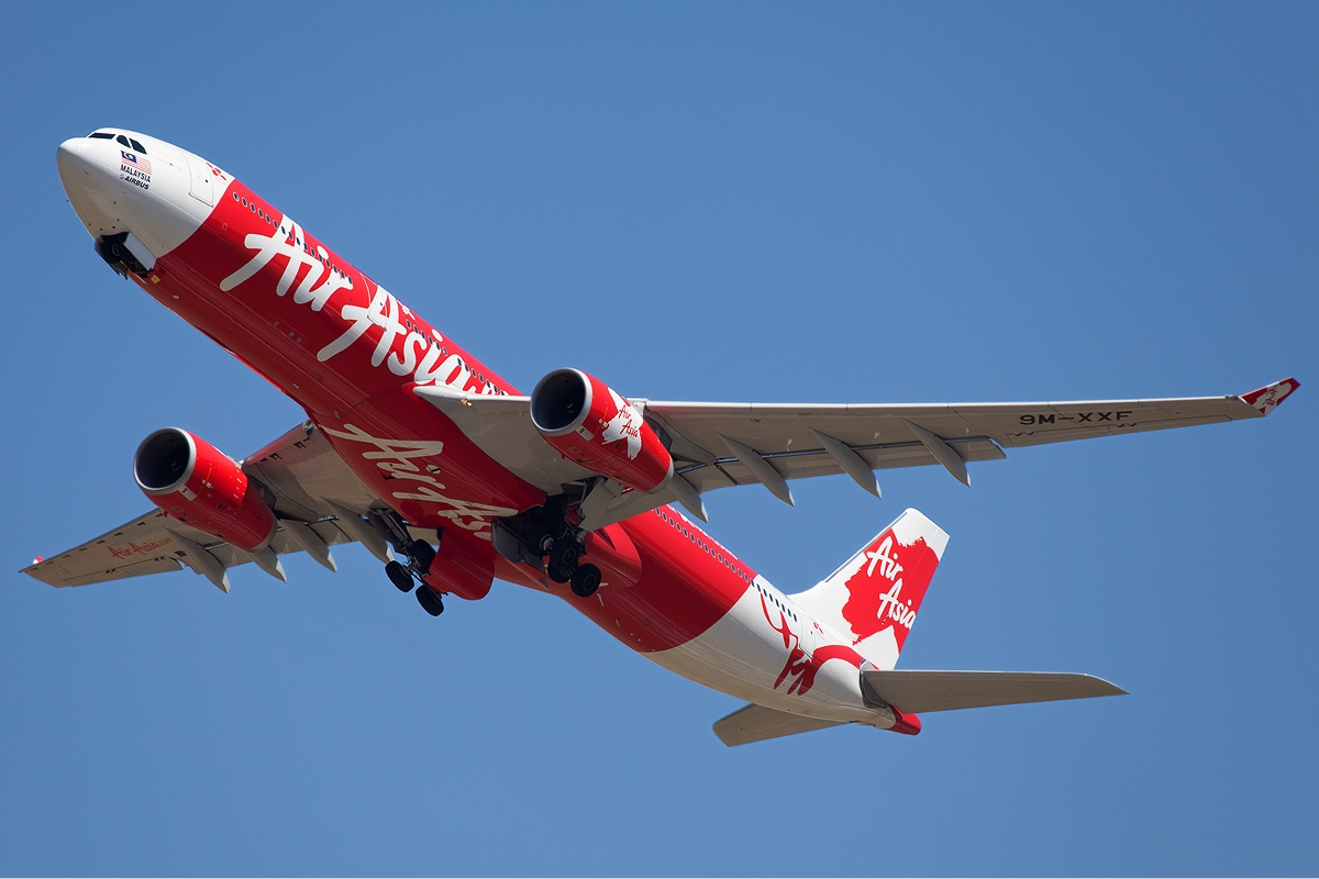 Airasia Flight Qz8501 Missing With 162 Aboard  The Winglet