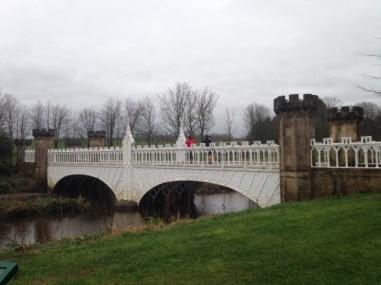 Crossing the River Garnock