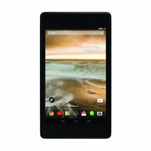 4. Nexus 7 From Google (7-Inch 16 GB, Black) By ASUS (2013) Tablet