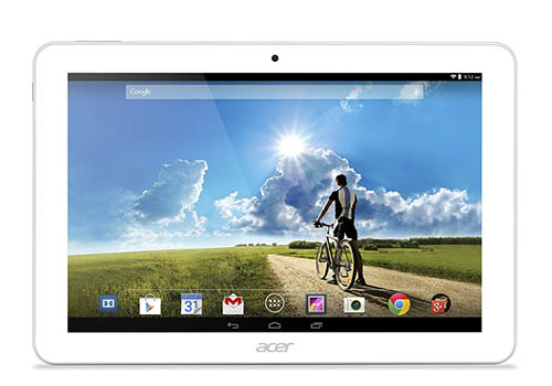 2. Acer Iconia Tab 10 A3-A20-K1AY 10.1 Inch HD Tablet(Android 4.4 Kitkat)