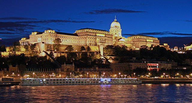 10 Cheapest Countries to Visit: Buda Castle