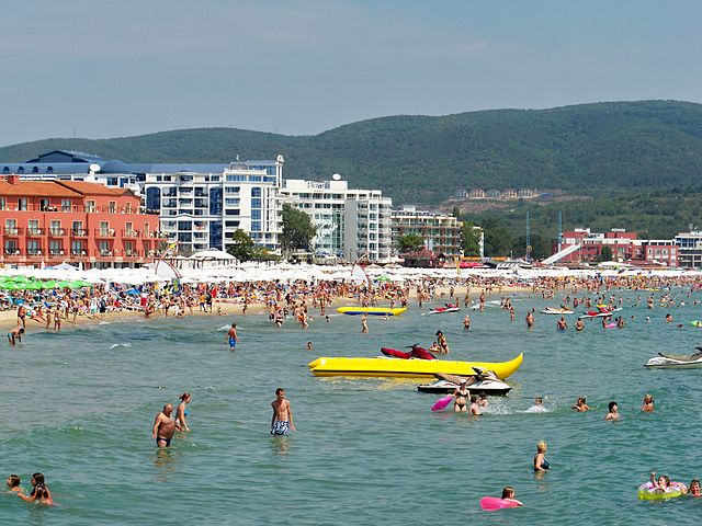 10 Cheapest Countries to Visit: Sunny Beach