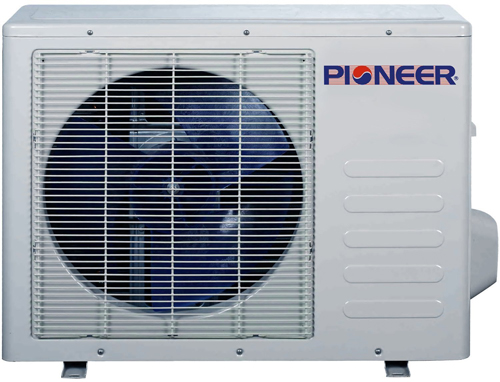 2. Pioneer Ductless Mini Split INVERTER Air Conditioner