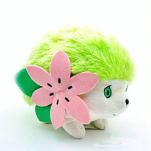 4. Pokemon Rare Shaymin Plush Toy