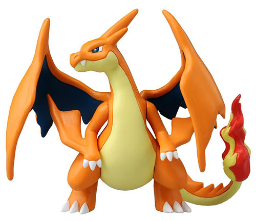 1. Takaratomy SP-16 Official Pokemon
