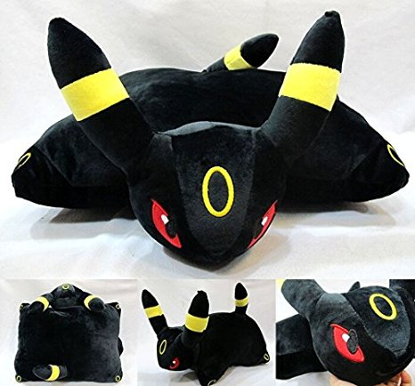 4. Pokemon Umbreon Plush Pillow