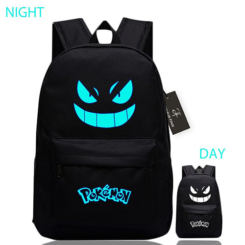5. Backpack Fluorescence Printed