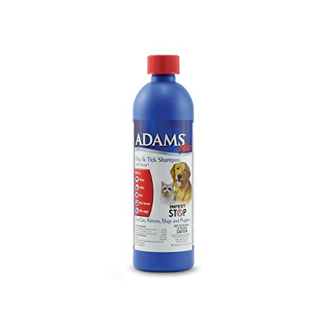 7. Adams Plus Flea Shampoo