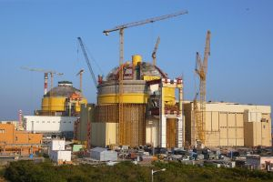 The Kudankulam Nuclear Power Plant in Tamil Nadu, India. Credit: IAEA, CC-BY-SA
