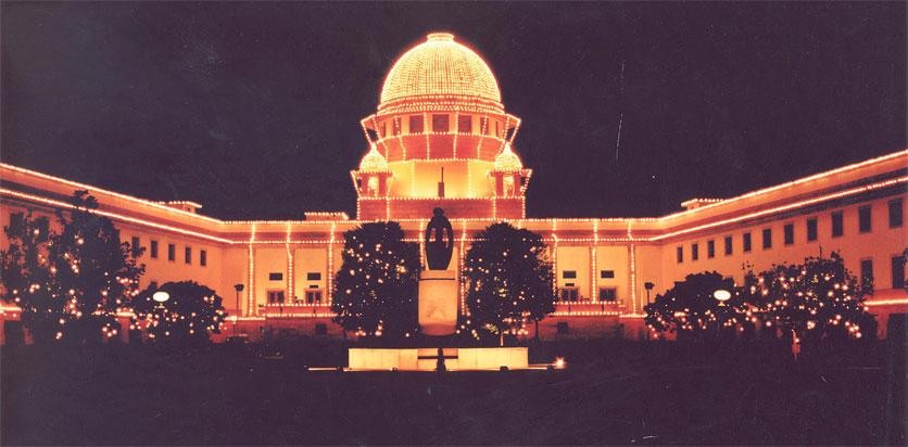 Supreme Court of India. Photo: supremecourt.nic.in