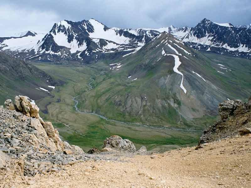 Aksu-Zhabagly biosphere reserve. Credit: UNESCO
