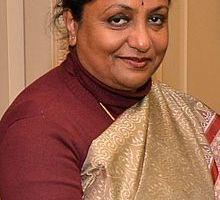 Sujatha Singh. Credit: Wikimedia Commons