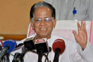 Assam Chief Minister Tarun Gogoi. Credit: PTI Photo
