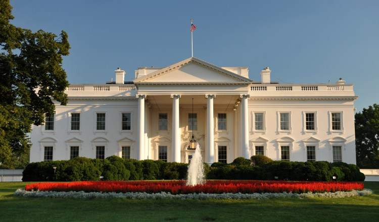 The White House. Credit: Wikimedia Commons