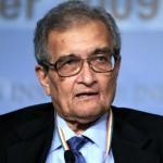 Amartya Sen. Source: Cambridge University