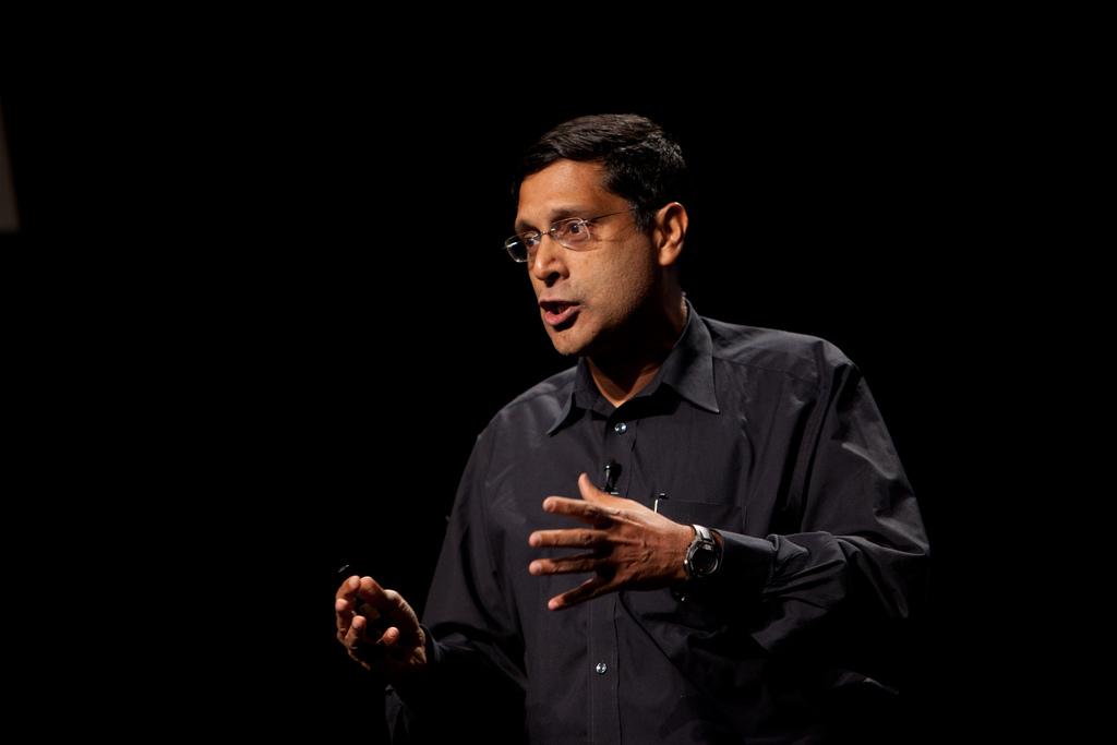 Arvind Subramanian. Credit: Kris Krug/Flickr/CC-BY-NC-ND-2.0
